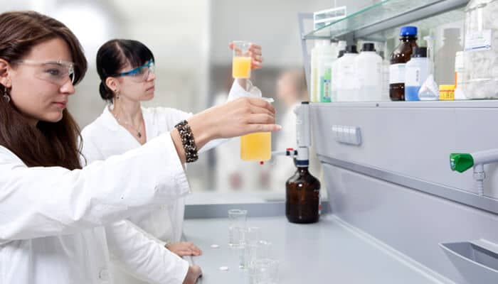 Organoleptic testing of dissolved effervescent tablets
