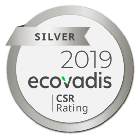 HERMES PHARMA achieves silver medal for sustainability performance from EcoVadis